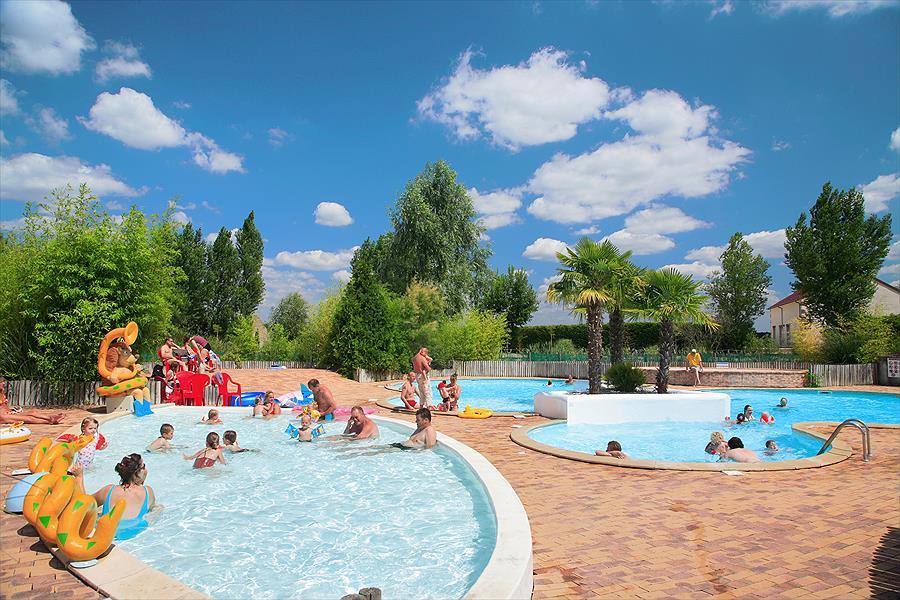 Aanbiedingen en korting Camping Les Bois du Bardelet Poilly-lez-Gien