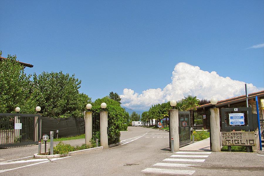 Camping Tiglio bij Sirmione (Brescia)