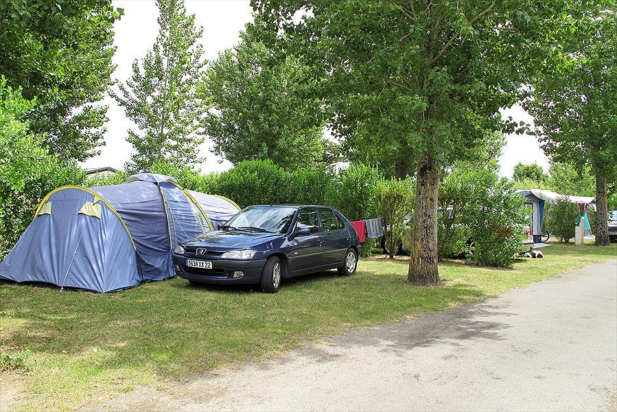 Flower Camping Le Bois Soleil bij Olonne-sur-Mer (Vendée)