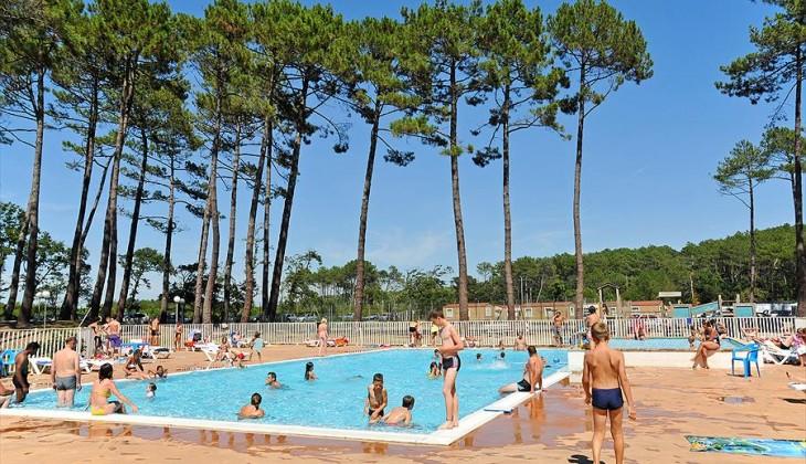 Aanbiedingen en korting Camping Les Oyats Seignosse
