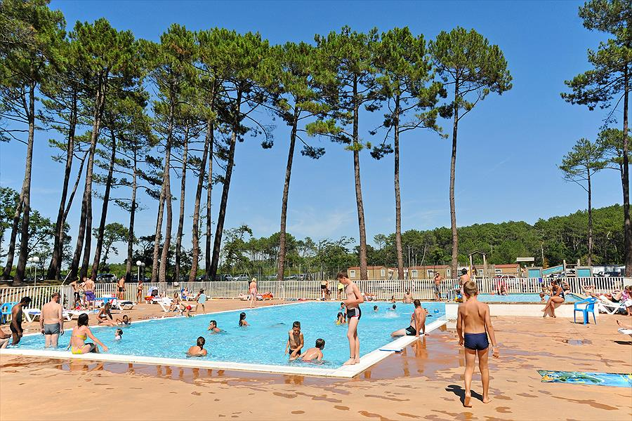 Camping Les Oyats Seignosse
