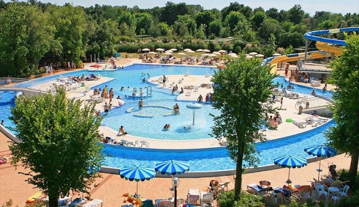 Aanbiedingen en korting Camping Villaggio Europa Grado
