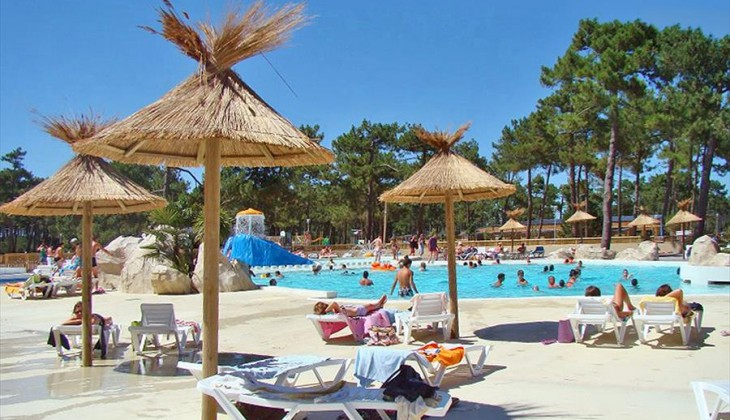 Aanbiedingen en korting Camping Atlantic Club Montalivet Vendays-Montalivet
