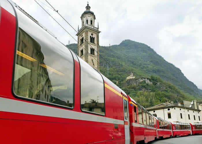 Bernina Express Graubünden