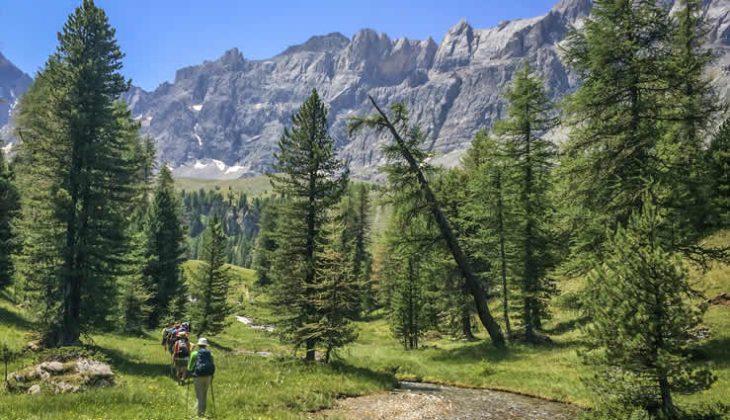 Vakantie in de Franse Alpen