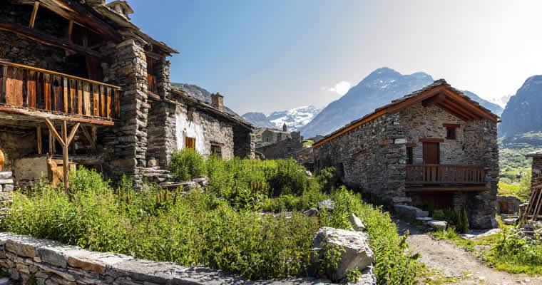 Zomer in de Franse Alpen