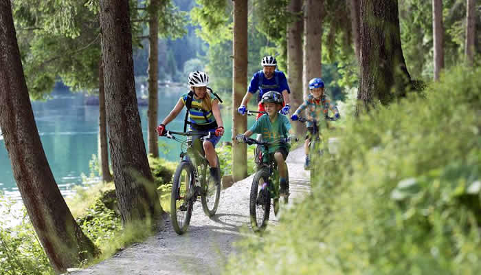 Graubünden met kinderen