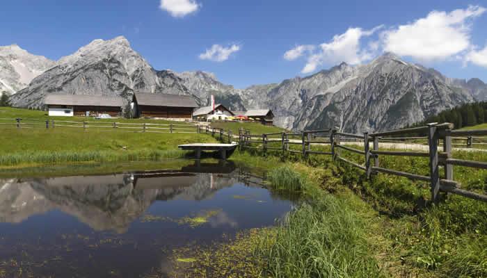 Kras Vakantie Oostenrijk. Tip!