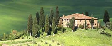Vakantiehuizen in Italië