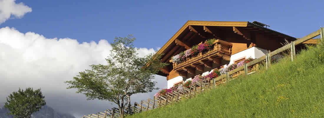 Vakantiehuizen in Oostenrijk huren. Tips voor een vakantiehuis in Oostenrijk