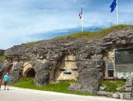 Historie bij Verdun