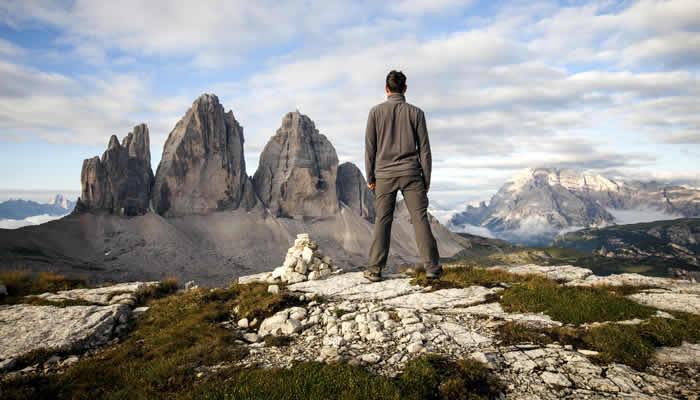 Wandelen in Italie