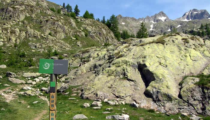Wandelen in de Franse Alpen