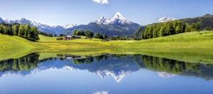Zomervakantie in Zwitserland