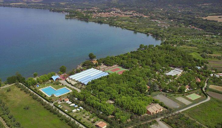 Aanbiedingen en korting Lido Camping Village Bolsena