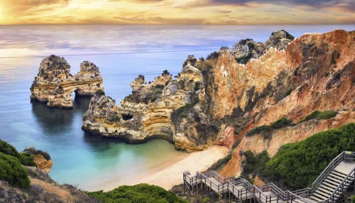 Vakantie in de Algarce