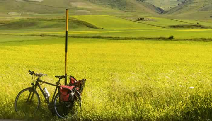 Actieve vakanties: fietsen