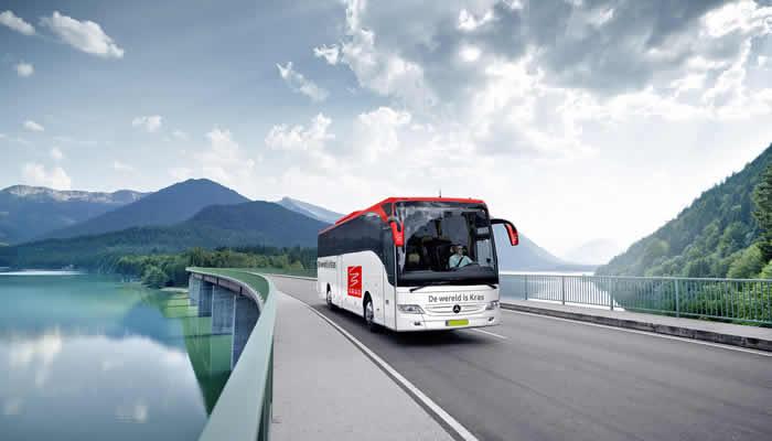 Kras busvakanties Oostenrijk, Zwitserland en Italië
