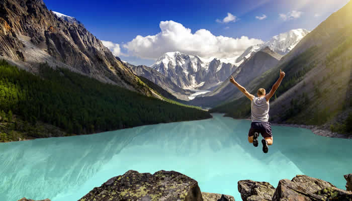 Actieve vakantie met Alpenreizen