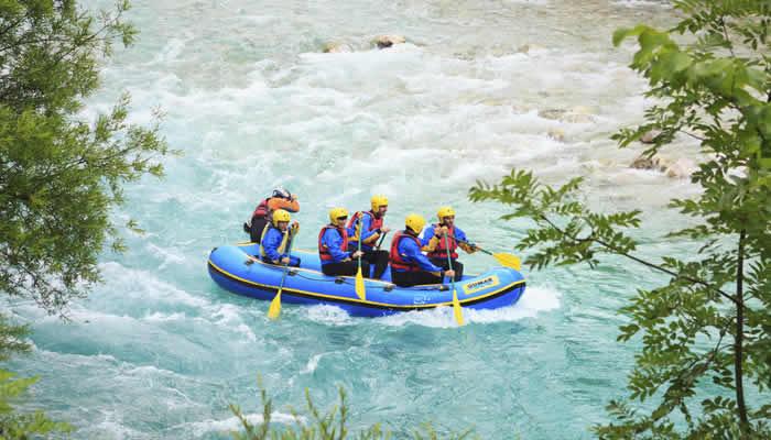 Canyoning met de hele familie met Alpenreizen