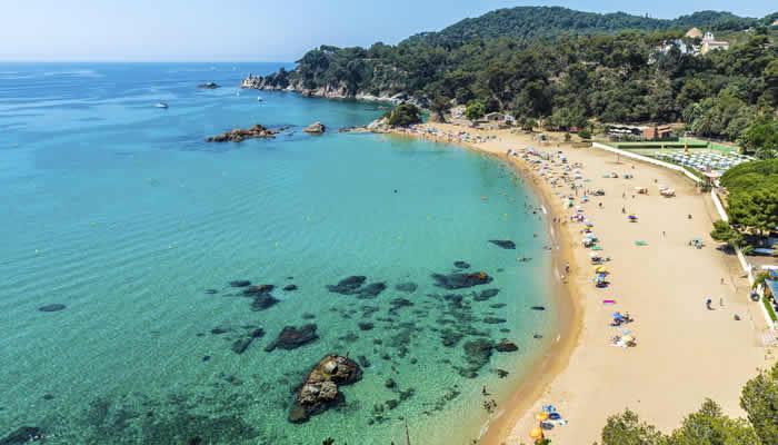 Vakantie aan de Costa Braca