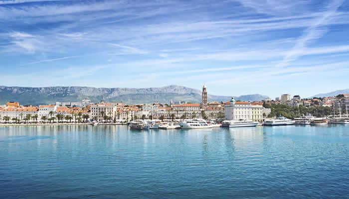 Vakantie Dalmatië, Split
