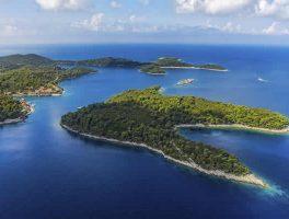 vakantie op de Eilanden van Kroatië
