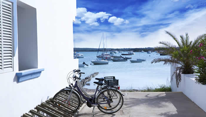 Vakantietips Formentera, fietsen