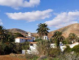 Fuerteventura, Betancuria, plaatsen