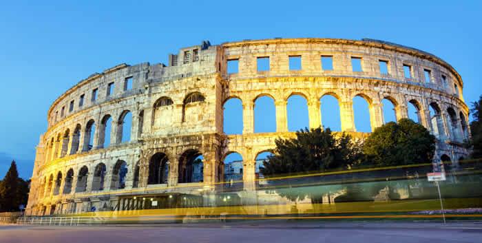 Cultuur en historie: vakantie Istrië