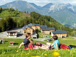 Vakantie Landal Brandnertal Vorarlberg Oostenrijk