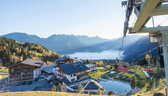 Landal Brandnertal, Vorarlberg in Oostenrijk