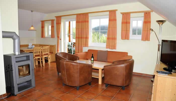 Luxe appartementen en chalets Landal Katschberg