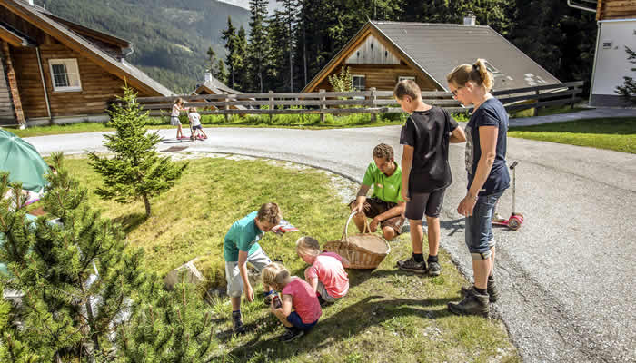 Landal Katschberg met kinderen