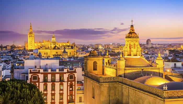 Vakantietip Andalusië: Sevilla