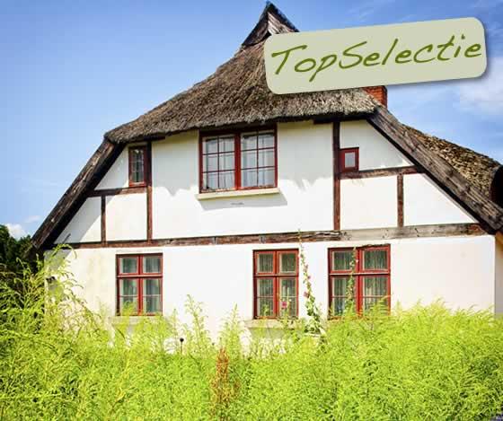 Vakantiehuis in Duitsland boeken
