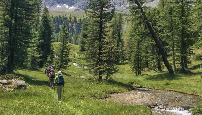 Sportieve vakanties in de Alpen
