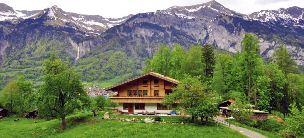 Vakantiehuis Zwitserland. Tips voor vakantiehuizen in Zwitserland