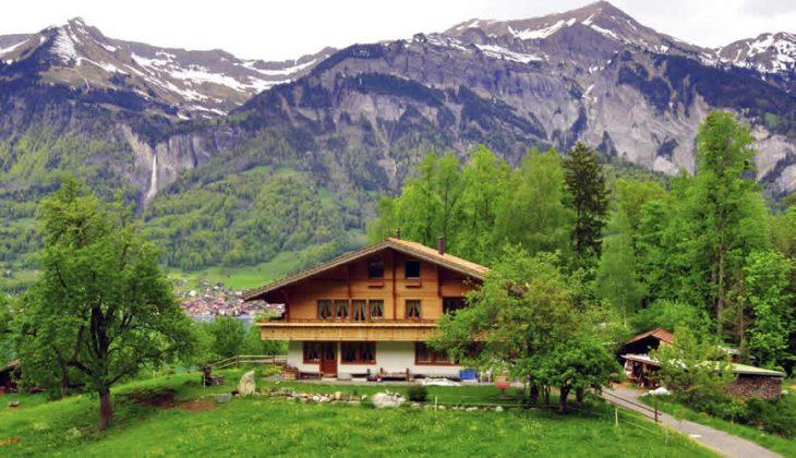 Vakantiehuis Zwitserland? Tip!
