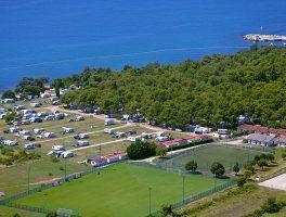 Aanbiedingen en korting Aminess Sirena Campsite Novigrad