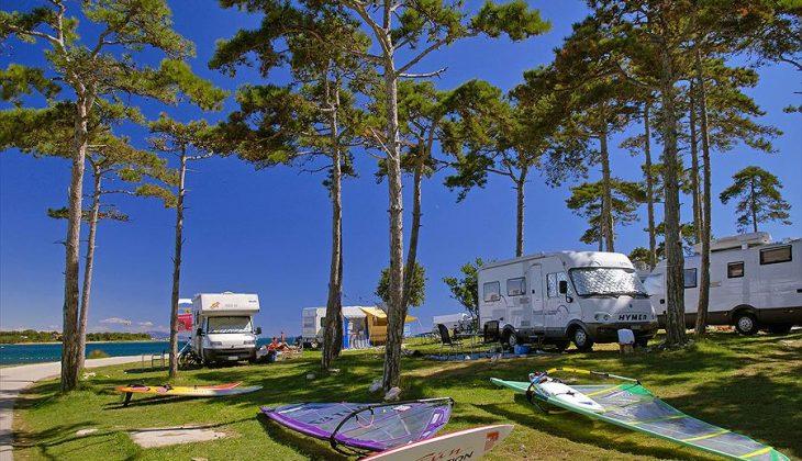 Aanbieding Camping Village Medulin, Kroatië