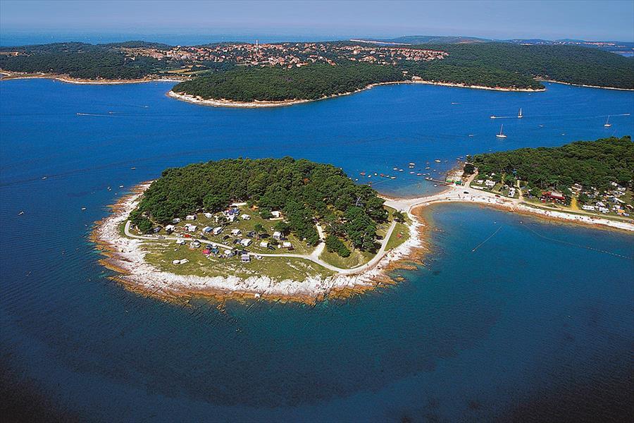 Camping Arena Medulin in Medulin is een kindvriendelijke camping in Kroatië
