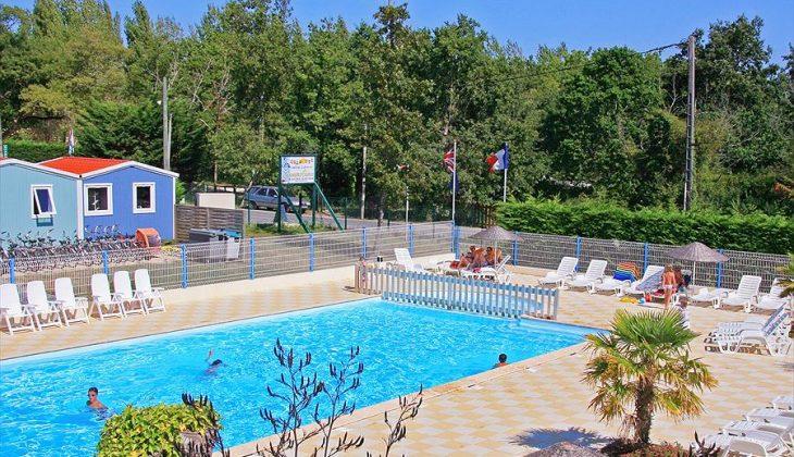 Aanbiedingen en korting Camping Le Domaine d'Oléron Saint-Georges-d'Oléron