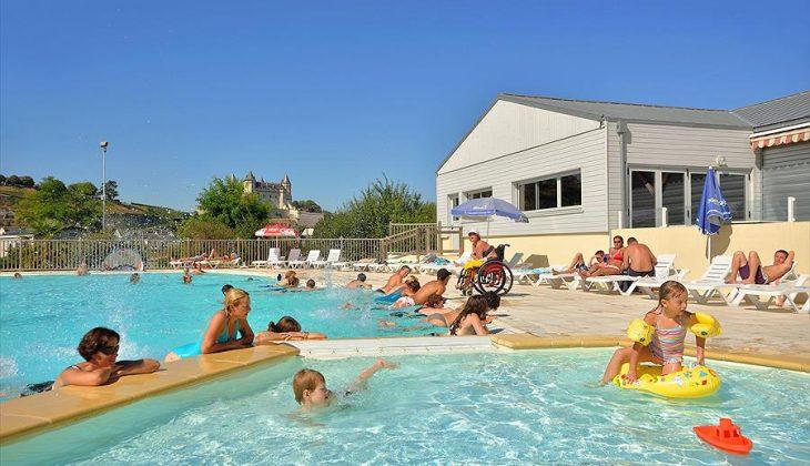 Aanbiedingen en korting Flower Camping L'Ile d'Offard Saumur