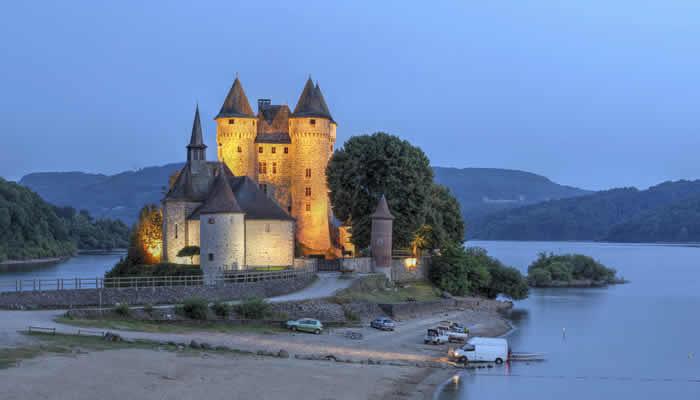 Cultuur, natuur en kastelen in de Auvergne