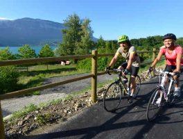 Fietsen en mountainbiken Savoie Mont-Blanc