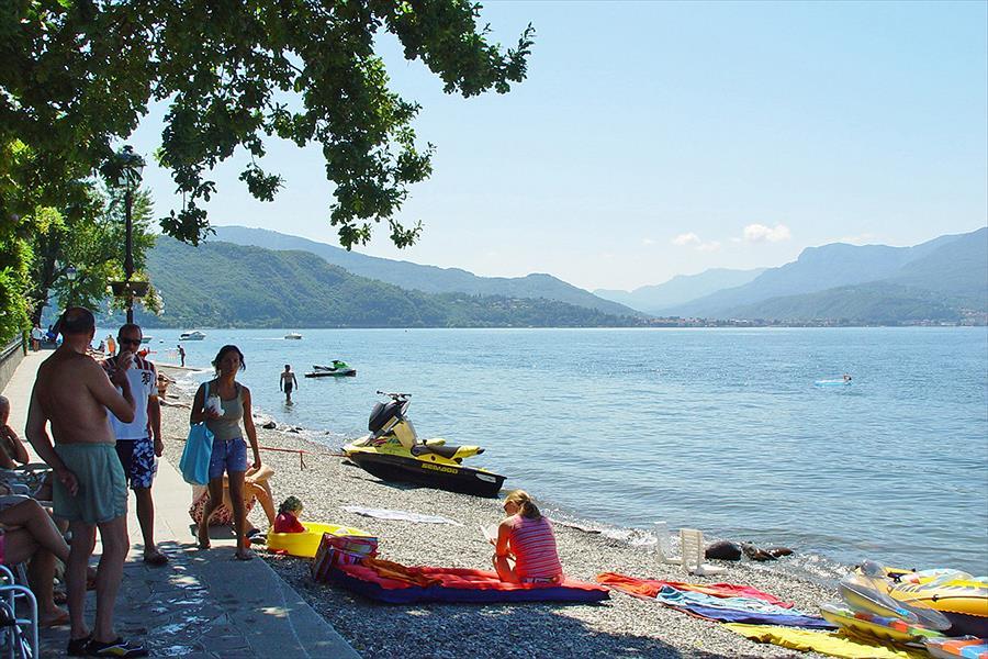 LAGOCAMP - Maccagno in Maccagno is een kindvriendelijke camping in Italië