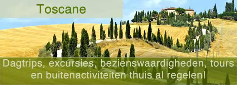 Excursies, tours en activiteiten in Toscane