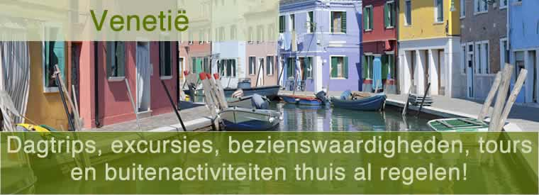 Activiteiten en rondleidingen Venetie