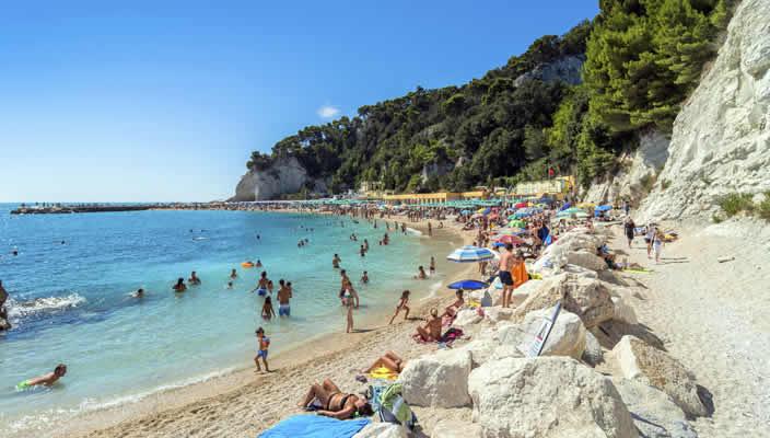 De Marken in Italië